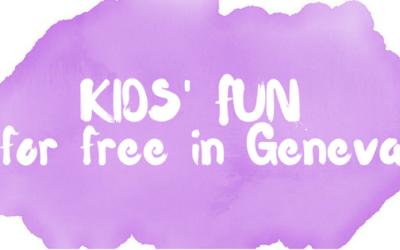Kids activities for free in Geneva