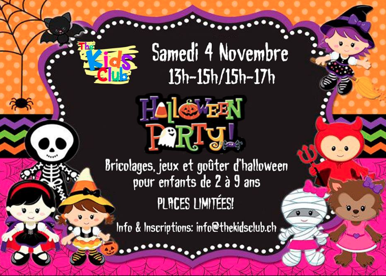 kids activities halloween geneva