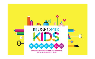 FEBRUARY CAMP WITH MUSEOMIX AND AMUSEN