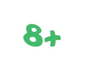 8+ icon