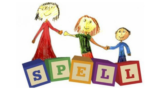 Moms-friendly French course with Spell