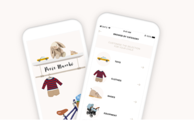 Petit Marché, second-hand shopping made easy