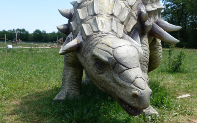 This summer: DinoWorld Expo in Versoix