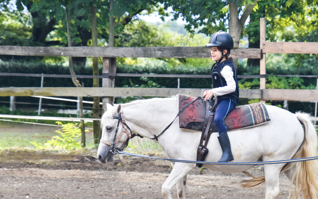 Horse riding for kids in Geneva (and around)