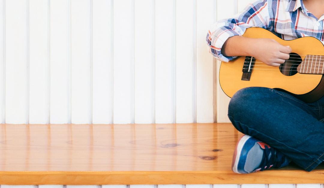 Music classes in Geneva for kids