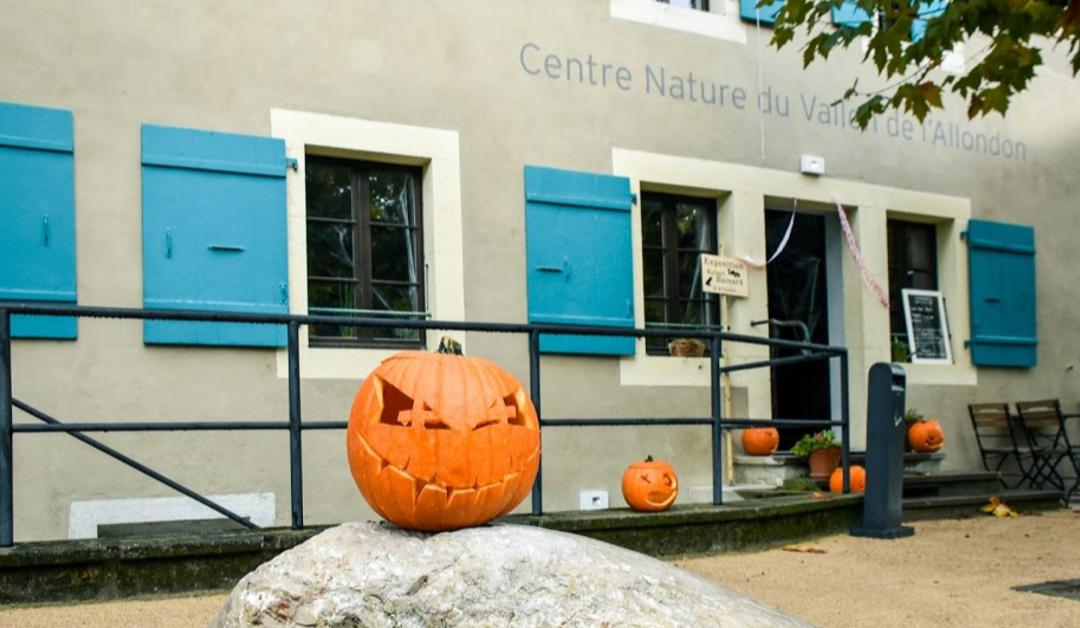 Halloween in Geneva, 2019