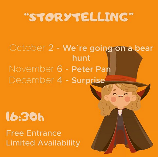Kids Time Club Story Time