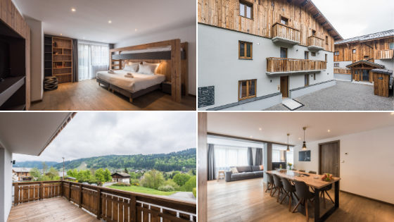 emerald stay weekend in morzine