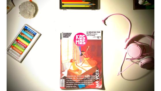 kosmos magazine pour fille for girls