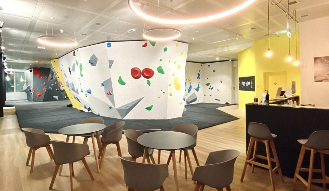 Body and mind workout for kids at Planet Climbing