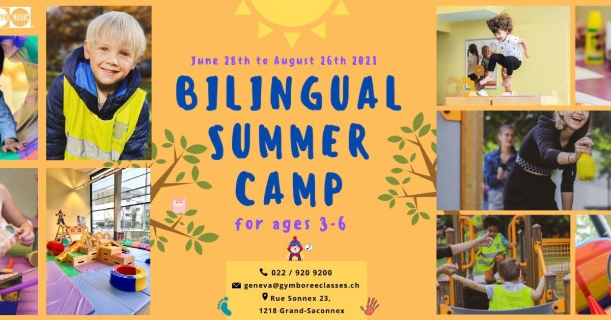 gymboree best summer camps geneva 2021