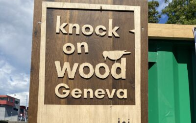 Knock On Wood – wood crafting for kids and families